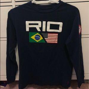 Polo Boys Rio Olympics Long sleeve